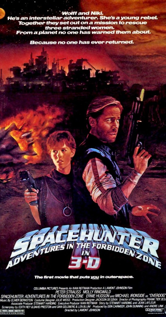 Spacehunter 2