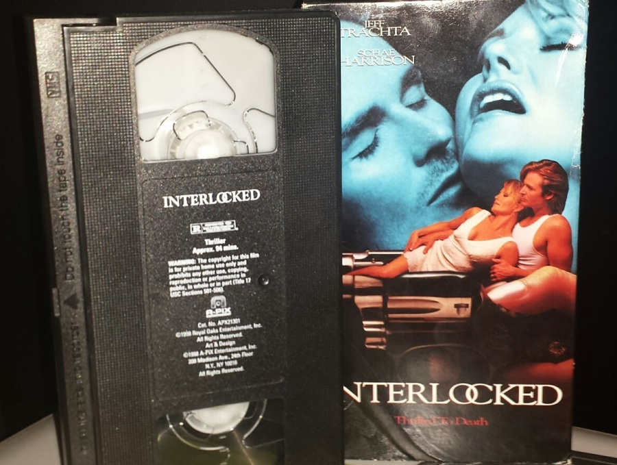 Interlocked VHS tape