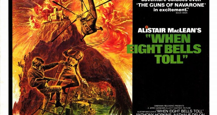 When Eight Bells Toll' (1971): Acceptable Alistair MacLean spy