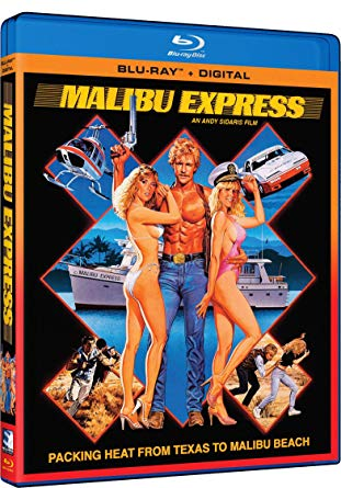 Malibu Express on Blu-ray