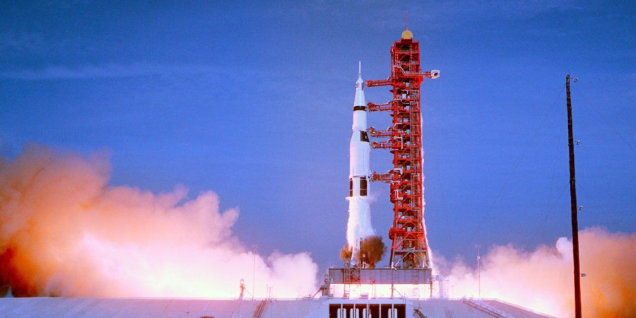 Apollo 11 Launch 1969 Courtesy of NEON CNN FILMS