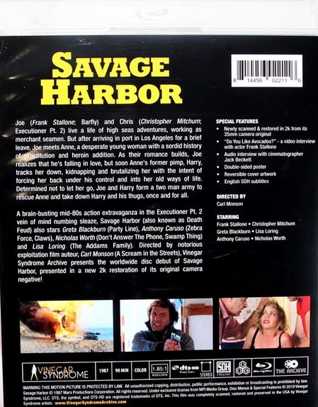 Savage Harbor 24
