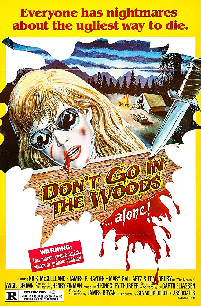 Don't Go In The Woods 18