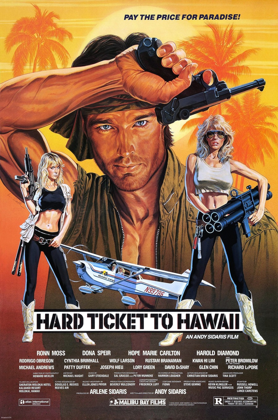 Hard Ticket to Hawaii 17