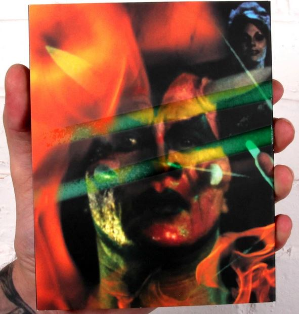 Beyond Evil - Vinegar Syndrome limited edition slipcover (backside)