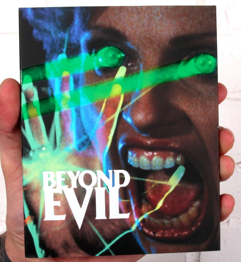 Beyond Evil - Vinegar Syndrome limited edition slipcover