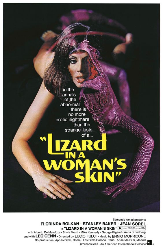 Lizard in a Woman's Skin 1
