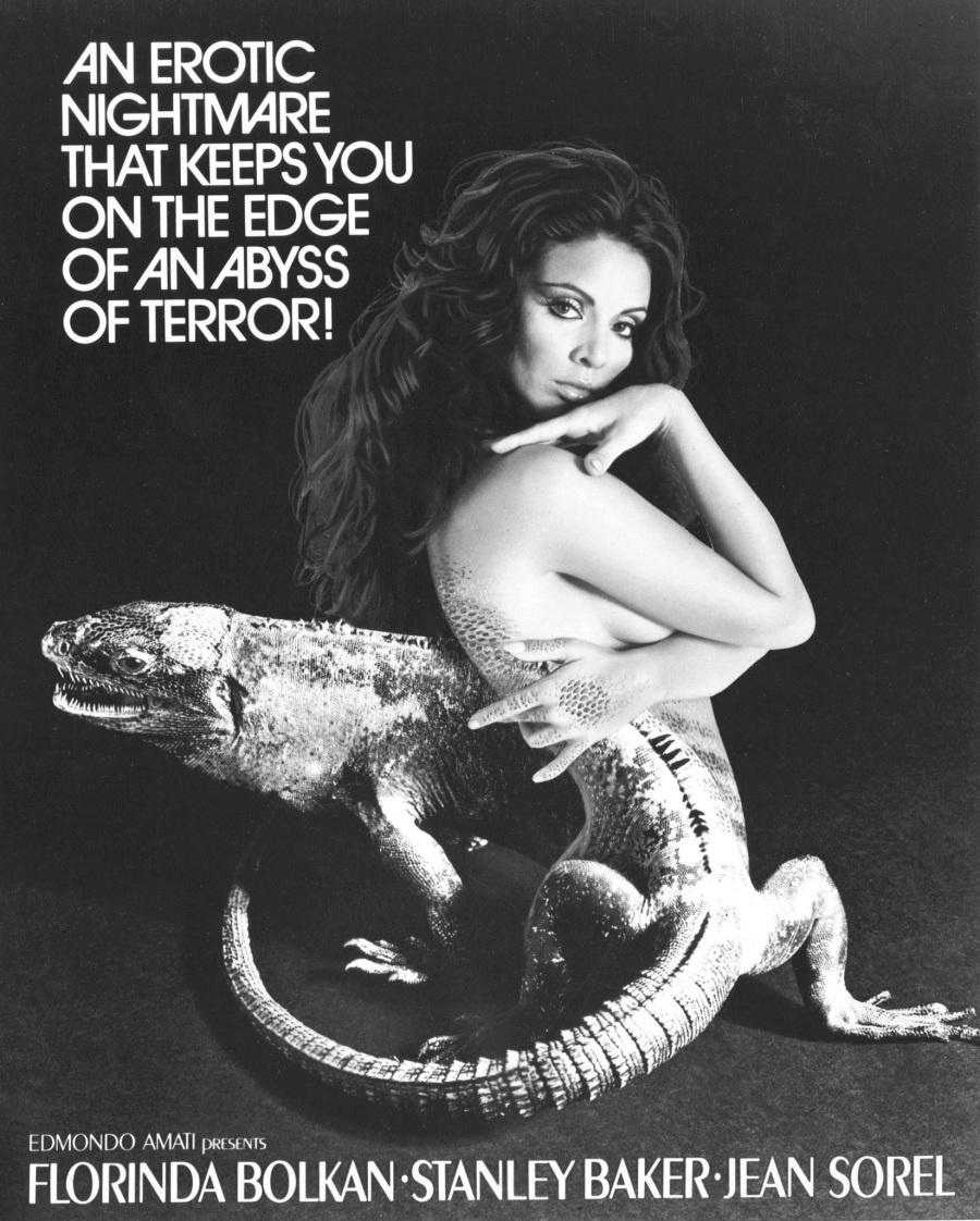 Lizard in a Woman's Skin 6