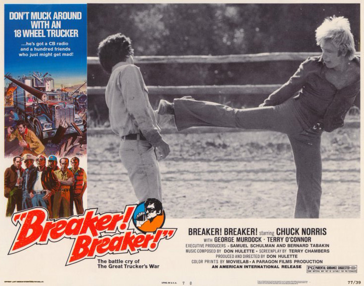 Breaker! Breaker! 13