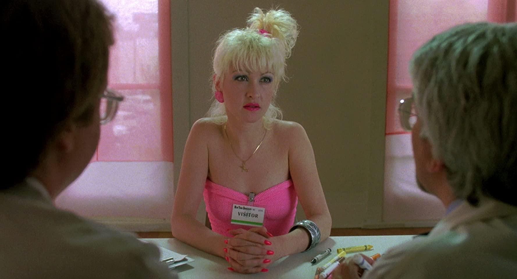 Cyndi Lauper in Vibes 01