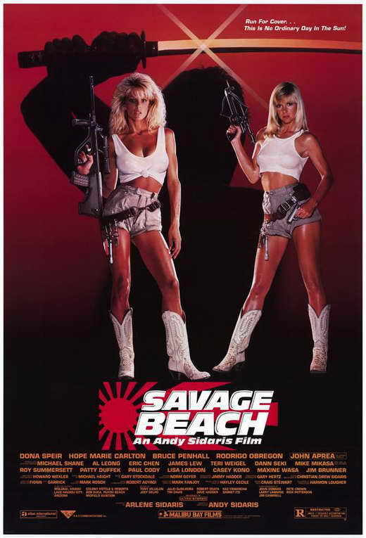 Savage Beach 04